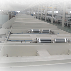 低辐射Low-E镀膜生产线